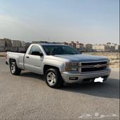 للبيع سلفرادو 2014 z71