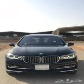 بي ام دبليو 2017 BMW 740Li (( تم البيع ))