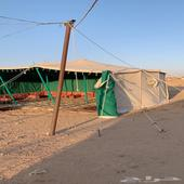 مخيم للايجار صخر العاذريه غرب الثمامه
