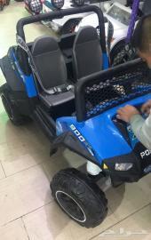 سيارة اطفال بولاريس الإيطالية بسعر منافس