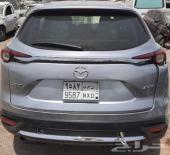 جيب مازدا 2019 CX9 مصدوم ( تم البيع )