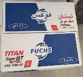 زيت فوكس تيتان للبيع