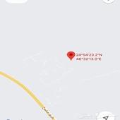ارض طريق صلبوخ خلف مدينة قوى الامن الطبية