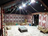 ((الذيبية)) مخيم الربيع للايجار اليومي