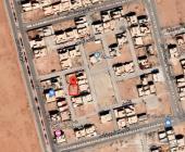 ارض 650 متر حي الهدا في المزاحمية للبيع