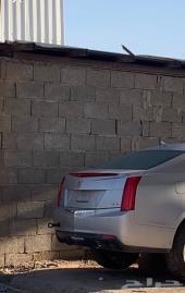 كاديلاك 2014 ATS داخليه حمراء تشليح V6
