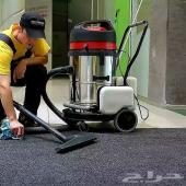 شركة تنظيف فلل شقق مكافحة الحشرات بالضمان