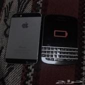 ايفون 5 و بلاك بيري Q10