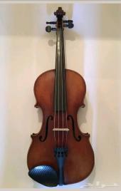 كمان ألماني معتقantique violin