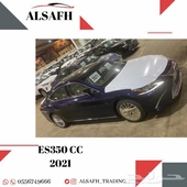 لكزس ES350 cc موديل 2021