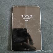 جوال LG G6 plus سعة 128 جيجا
