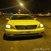 لكزس 430 LS لوحات دبي 2002 للبيع تم البيع