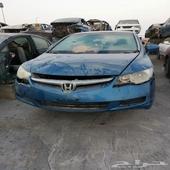 للبيع قطع غيار هوندا سيفيك 2008