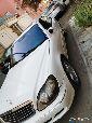 مرسيدس إس 500 أبيض 2005