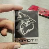 شعارات موستنج 5.0 coyote