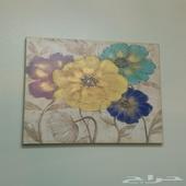 لوحات تضيف جمال للمكان