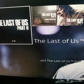 حساب فيه لعبه The last of us 2