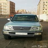 جيب لكزس 570 LX سعودي 2004 فل كامل
