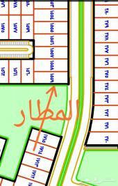 ارض  تجاريه سكنيه للبيع في مخطط ج شرق المطار