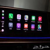 اضافة ابل كاربلي لسيارات BMW CarPlay خرائط قوقل