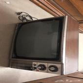 تلفزيون توشيبا قديم تراثي