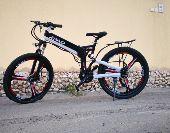 دراجة المحترف كهربائية