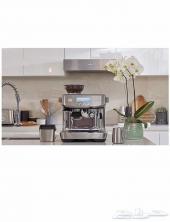 القهوه المختصه صارت ببيتك مكينة باريستا برو