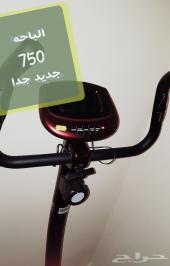 جهاز رياضه دراجه جديد استخدام قليل جدا