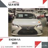 لكزس Es250 AA 2021