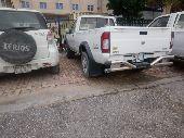 للبيع عدد ثلاث سيارات جينجو - نيسان دبل بنزين