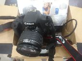 كاميرا كانون 1200D استعمال قليل جدا جدا