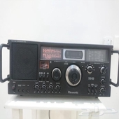 راديو ياباني باناسونيك شغال ونظيف جدا