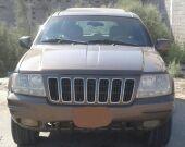 جراند شيروكي 2001 .سعودي