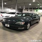 لكزز موديل 1997 Ls400