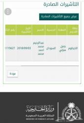 لكل السعودين استقدام عماله سودانيه خلال أسبوع