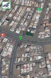 أرض تجارية للاستثمار في حي بطحاء قريش