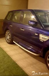 رنج روفر 2011 فل كامل 510 اللون ازرق للبيع