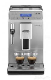 عرض خاص ماكينة القهوة DeLonghi ETAM29.620.SB