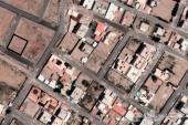 ارض واجهتين للبيع في حي رحاب بصك الكتروني