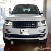 Range Rover HSE 2016
