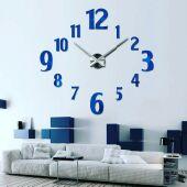 ساعات حائط ثري دي ثلاثية الأبعاد 3D الأصلية