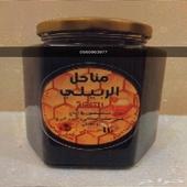 عسل طلح طبيعي ومضمون