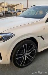 (تم البيع) BMW x6 2020
