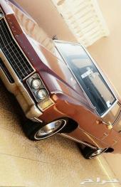 سيارة كلاسيكية امبالا 1971 مخزن للبيع أو بدل