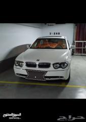 BMW 730 LI MODEL 2004