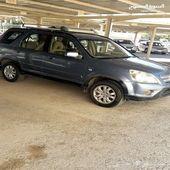 هوندا سي ار في 2006 للبيع
