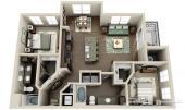 تصميم المخططات المعمارية من 2D إلى 3D