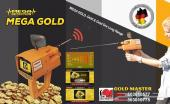 جهاز التنقيب عن الذهب و الكنوز ميجا جولد 2018