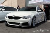 BMW  لحية للفئة الرابعة Front lip