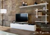 طاولات تلفزيون - يتوفر خدمة تركيب لاهل الرياض
